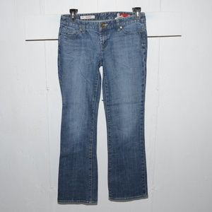 X2 by Express slim boot womens jeans sz 10 R 4869